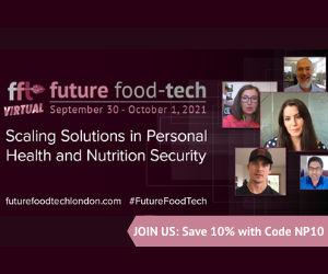 future food tech september 2021